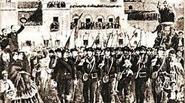 Las Guerras Civiles Argentinas timeline