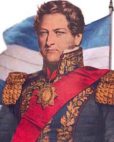 El segundo gobierno de Rosas.