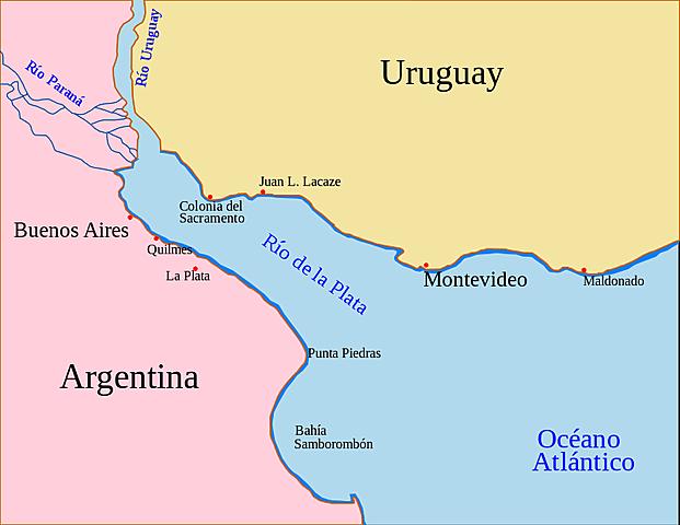 El bloqueo Francés de 1838