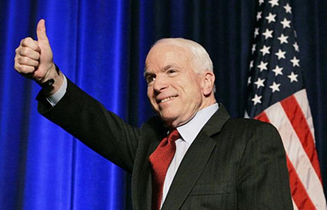 McCain's Fundraiser