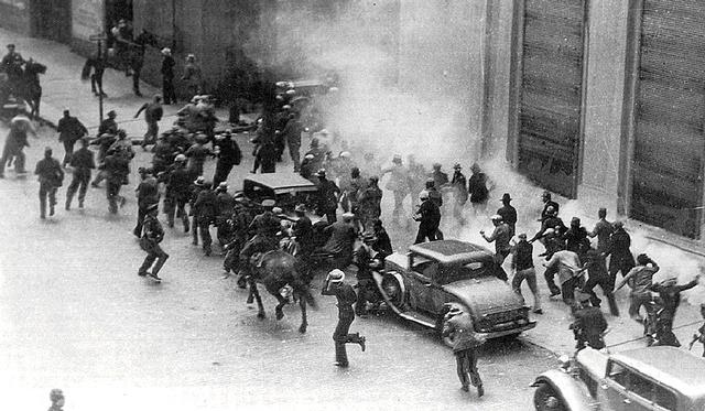 Bloody Thursday (West Coast Waterfront strike)