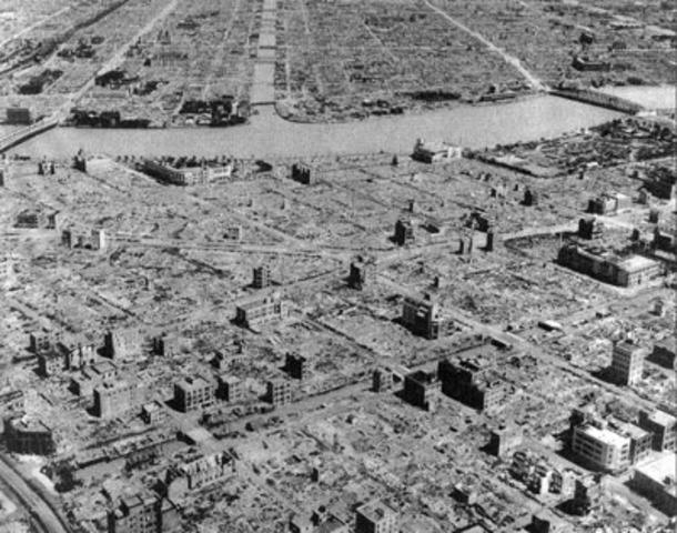 Tokyo Bomb Raid (WWII)