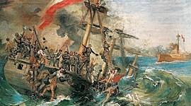 Linea de Tiempo -  La Guerra del Pacífico timeline