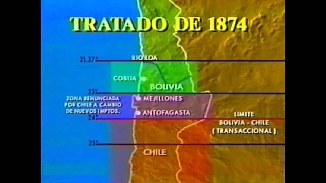 Tratado entre Chile y Bolivia