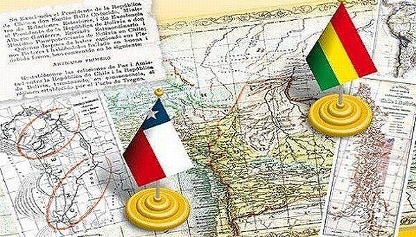 Bolivia declara guerra a Chile