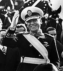 Perón Ministro de Guerra