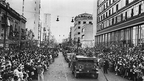 Perón destituido a través de un Golpe de Estado