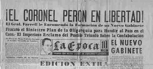 Liberación de Perón