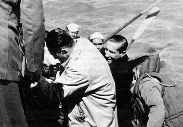 Perón es detenido y trasladado a la Isla Martín García