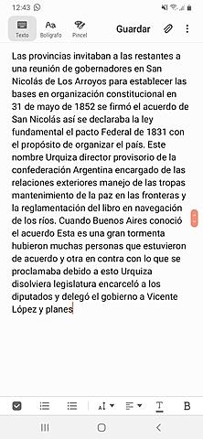 Predominio Federal de Urquiza (Acuerdo de San Nicolas))