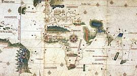 XV secolo - Le scoperte geografiche timeline
