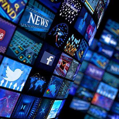 Medios de comunicación a nivel global timeline