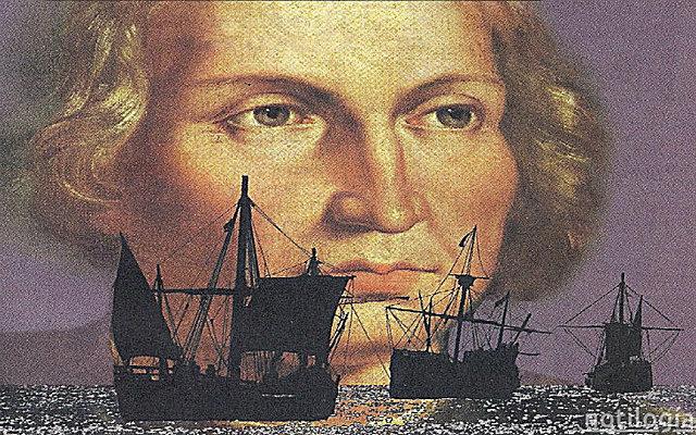 Cristobal colon fue el primero que lleva cedos mediterraneus a la india