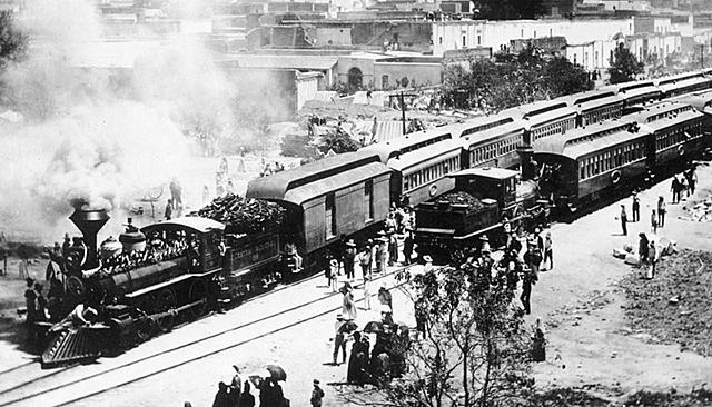 Expansión ferroviaria en mexico