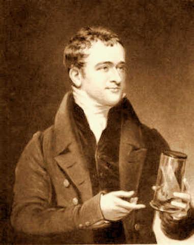 Humphrey Davy makes the first lightbulb