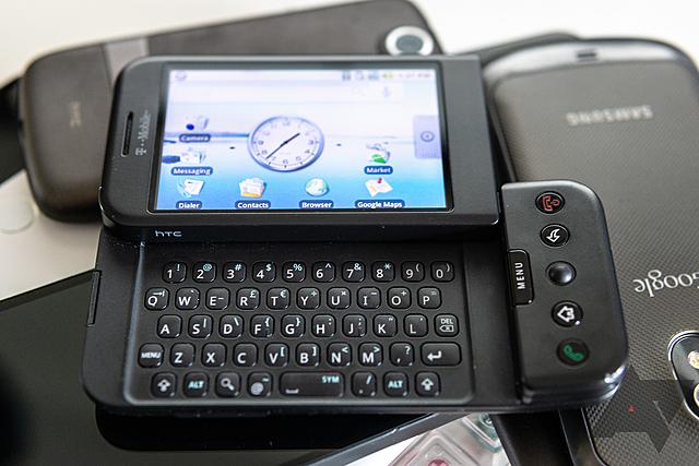 Surge el HTC G1