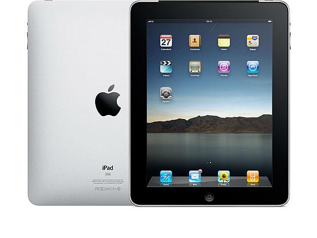 Nace el iPad