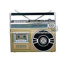 Reproductor de cassette