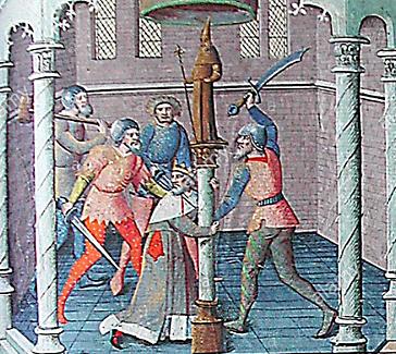 The Murder of Marcus Antonius