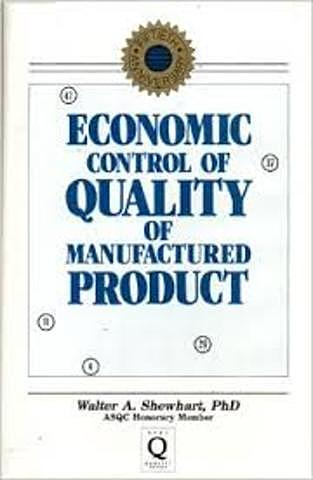 Economic Control of The Quality Of  Manufactured Product