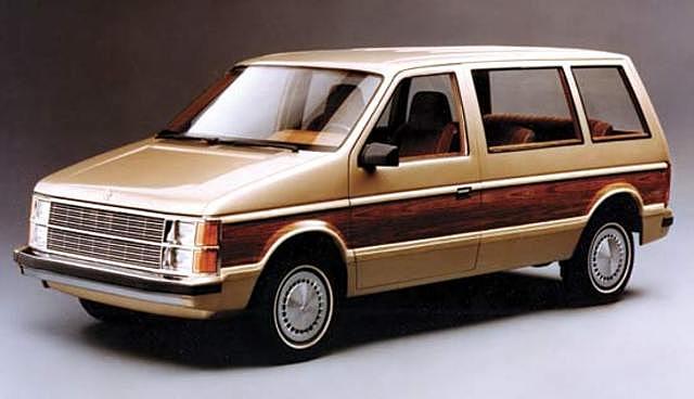 Chrysler Unveils Mini-Vans