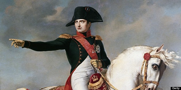 General Napoleón Invade Europa