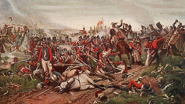 Europa derrota al General Napoleón