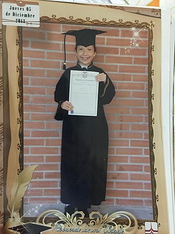 Graduación en Quinto primaria