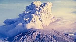 St. Helen's Eruption