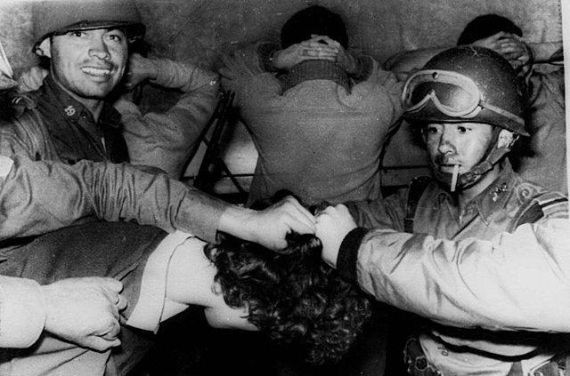 Masacre en Tlatelolco