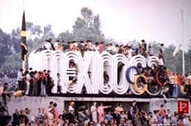 Juegos Olímpicos en México