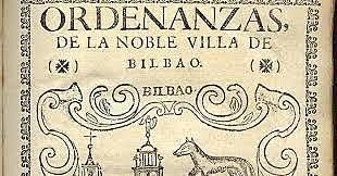 Las Ordenanzas de Bilbao