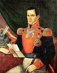 Creación de Tribunales Mercantiles por Antonio Lopéz de Santa Anna