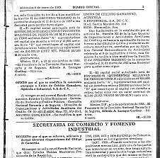 Reforma al Código de Comercio, enero de 1989