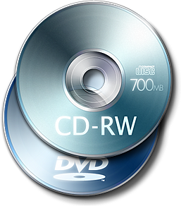 CD, DVD y Windows 95,98
