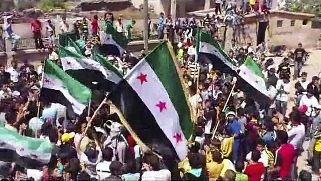 Syrian uprisings