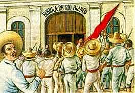 HUELGA DE RIO BLANCO