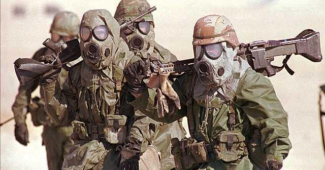 Gulf War (1990 - 1991)