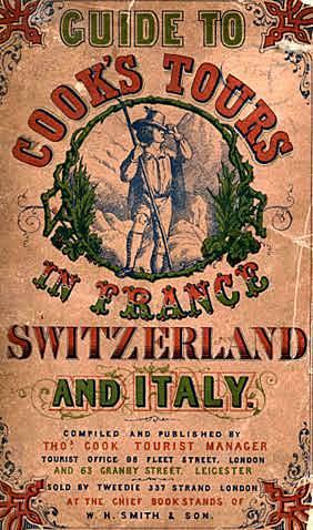 Thomas Cook a Suiza.