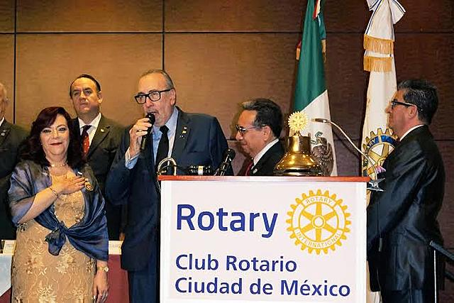 Convención de Rotarios en México