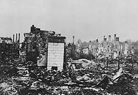 German 'Blitzkrieg' overwhelms Belgium, Holland and France
