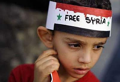 Syrian free army.