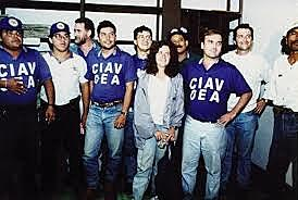 MISIÓN CIAV EN NICARAGUA (1990 - 1997)
