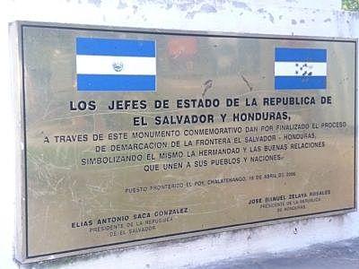 MISIÓN EL SALVADOR Y HONDURAS (2002 - 2004) - CASO FONDO DE PAZ