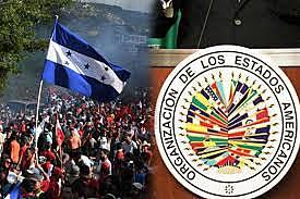 MISIÓN DE BUENOS OFICIOS A HONDURAS (2009 - 2010)