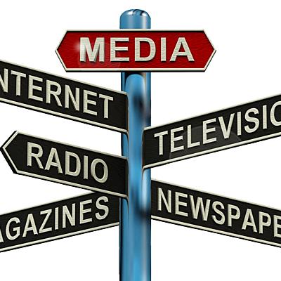 Traditional/New Media Exposure timeline