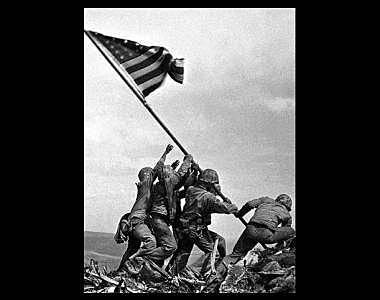 USA declares war Japan.