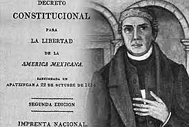 EPOCA MODERNA - CONSTITUCION DE APATZINGAN 1814