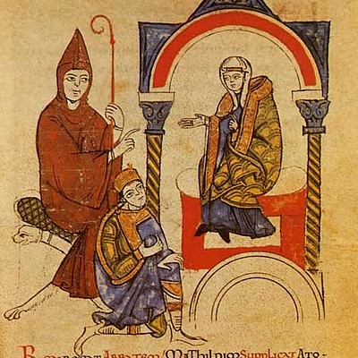 IX - XIII secolo timeline