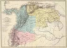 Muere Simón Bolívar y se disuelve la gran Colombia